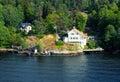 Stockholm islands Royalty Free Stock Photo