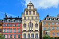 Stockholm Old Town Royalty Free Stock Photo