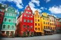 Stockholm Royalty Free Stock Photo