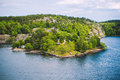 Stockholn islands Royalty Free Stock Photo