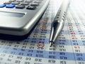 Stockmarket Calculation