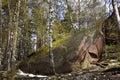 Stolby Nature Sanctuary. Sayan...