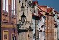 Stolicy republiki czeskiej Praha Prague Zdjęcia Royalty Free
