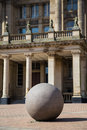 Stone in Birmingham City hall Royalty Free Stock Photo