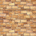 Stone brick wall seamless background vector illustration texture pattern for continuous replicate Royalty Free Stock Image