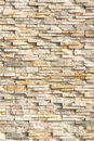 Stone bricks wall the background of Stock Image