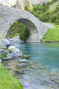 Stone bridge Royalty Free Stock Photo