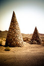 Stone Cones In The Nature Rese...