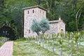 Stone Cottage Royalty Free Stock Photo