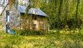 Stone Cottage - 2 Royalty Free Stock Photo