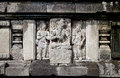 Stone craft in prambanan temple yogyakarta indonesia near to on java Stock Photo
