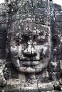 stock image of  Stone face in Cambodia