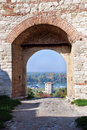 Stone fortress  in Belgrade Royalty Free Stock Photos