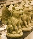 Stone Gargoyles