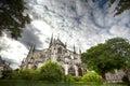 Stone Gargoyles Of Notre Dame