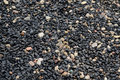 Stone gravel Stock Images