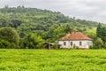 Stone House Farm Royalty Free Stock Photo