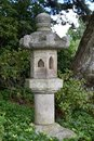 Stone Lantern Royalty Free Stock Photo