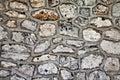 Stone masonry Royalty Free Stock Image