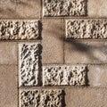 Stone masonry Royalty Free Stock Photo
