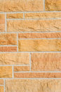 Stone Masonry - vertical Stock Photo
