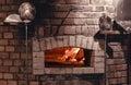 Stone oven Royalty Free Stock Photo