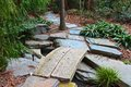 Stone Path Royalty Free Stock Photo