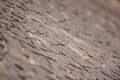 Stone pattern of the outdoor floor Royalty Free Stock Photo
