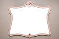 Stone photo frame Royalty Free Stock Photo