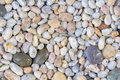 Stone rubble or pebbles texture abstract for background