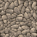 Stone seamless background Royalty Free Stock Image