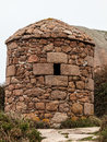 Stone Shelter Royalty Free Stock Photography
