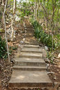 Stone stairway Stock Photos