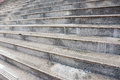 Stone stairway scenic of clean in public places with nobody Stock Photography