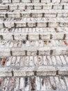 Stone stairways Royalty Free Stock Photo