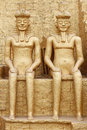 Stone statues Royalty Free Stock Photo