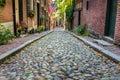Stone Street Royalty Free Stock Photo