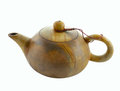 Stone teapot Royalty Free Stock Photo