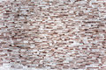Stone texture modern brick wall background Royalty Free Stock Images