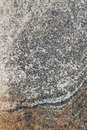 Stone texture parti coloured sand Royalty Free Stock Images