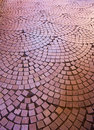 Stone Tile Pattern Royalty Free Stock Photo