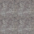 Stone tile seamless background floor pattern Stock Photos