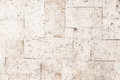 Stone tiling on the wall detailed background texture decorative photo Stock Image