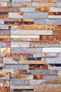 Stone veneer background Royalty Free Stock Photo