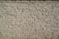 Stone veneer wall texture and pattern of Royalty Free Stock Photography