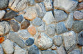 Stone wal abstract background with Royalty Free Stock Image