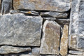 Stone wall 3 Stock Photos