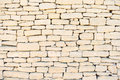 Stone wall background, pattern. Provence. Stock Image