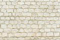Stone wall background, pattern, Provence, France Stock Photo