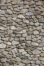 Stone wall background. Stones. Royalty Free Stock Photo